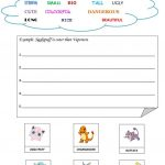 10 Free Esl Pokemon Worksheets | Pokemon Worksheets Printable