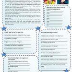 104 Free Esl London Worksheets | London Worksheets Printable