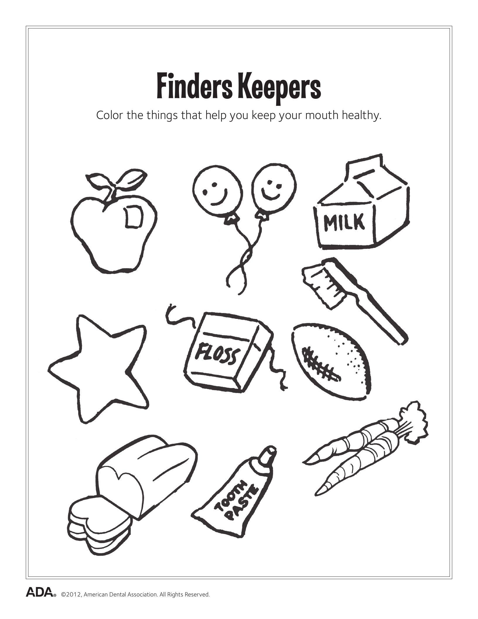 11 Dental Health Activities Puzzle Fun (Printable) | Dental Hygiene | Dental Hygiene Printable Worksheets
