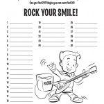 11 Dental Health Activities – Puzzle Fun (Printable) | Personal Hygiene | Dental Hygiene Printable Worksheets