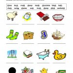 13 Free Esl Digraphs Worksheets   Free Printable Ch Digraph | Printable Ch Worksheets