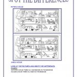 40 Free Esl Spot The Difference Worksheets   Free Printable Spot The | Spot The Difference Printable Worksheets For Adults