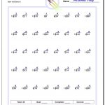 676 Division Worksheets For You To Print Right Now | Printable Division Worksheets