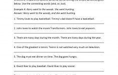 Grade 7 English Worksheets Printable