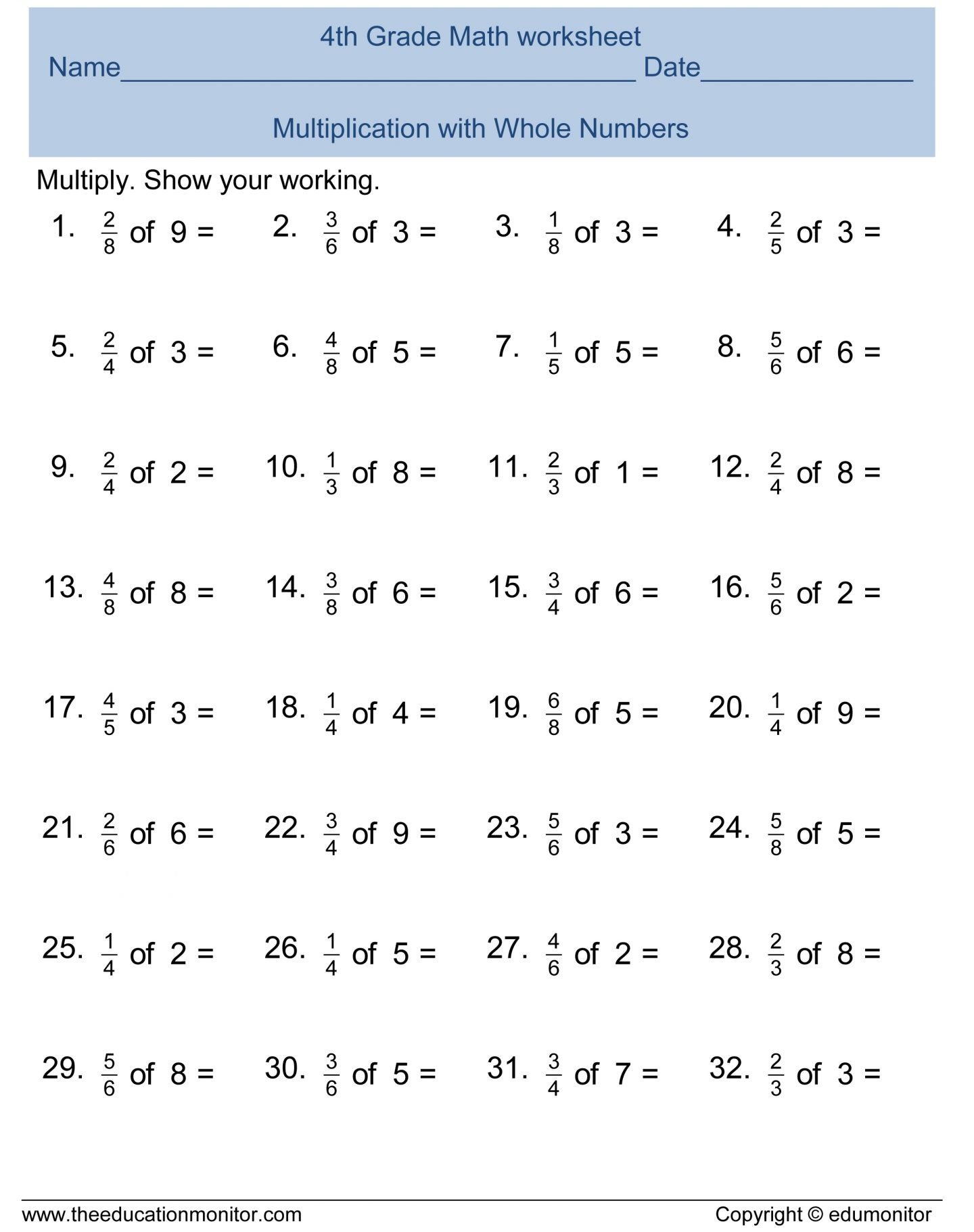 7Th Grade Math Worksheets Free Printable With Answers Stunning - 7Th   7Th Grade Math Printable Worksheets With Answers