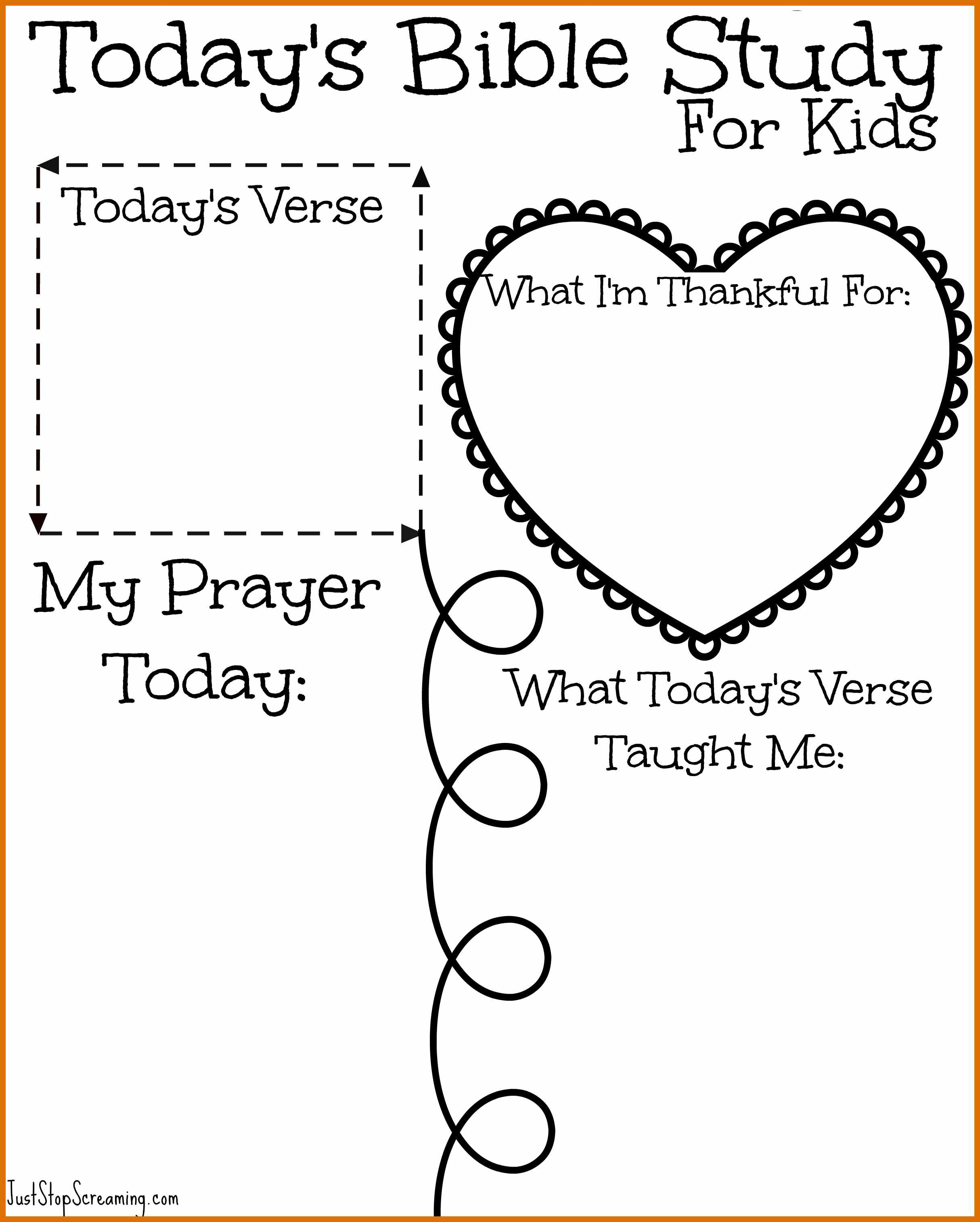 8-9 Free Printable Bible Study Worksheets | Sowtemplate | Free Printable Children's Bible Worksheets