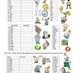 83 Free Esl Opposites (Antonyms) Worksheets | Free Printable Antonym Worksheets