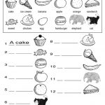 A/an Worksheet   Free Esl Printable Worksheets Madeteachers | A An Worksheets Printable