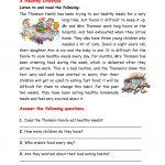 A Healthy Lifestyle Worksheet   Free Esl Printable Worksheets Made   4Th Grade Health Printable Worksheets