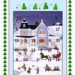 Advent Calendar   Christmas Activities Worksheet   Free Esl   Advent Printable Worksheets
