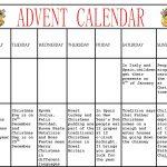 Advent Calendar Worksheet   Free Esl Printable Worksheets Made   Advent Printable Worksheets