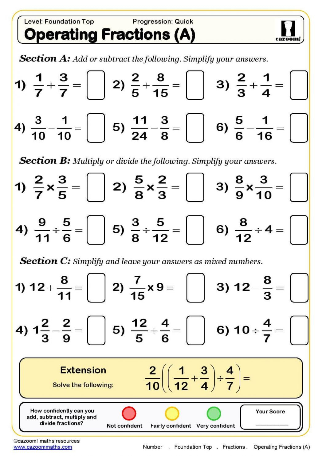 Algebra: Ks3 Maths Worksheets Algebra Revision Worksheet | Ks3 Science Revision Worksheets Printable