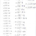 Algebra: Math 8Th Grade Pre Algebra Worksheets Printable Worksheet | 8Th Grade Pre Algebra Worksheets Printable
