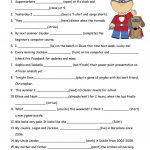 All Verb Tenses Review With Key Worksheet   Free Esl Printable | Free Printable Worksheets On Verb Tenses