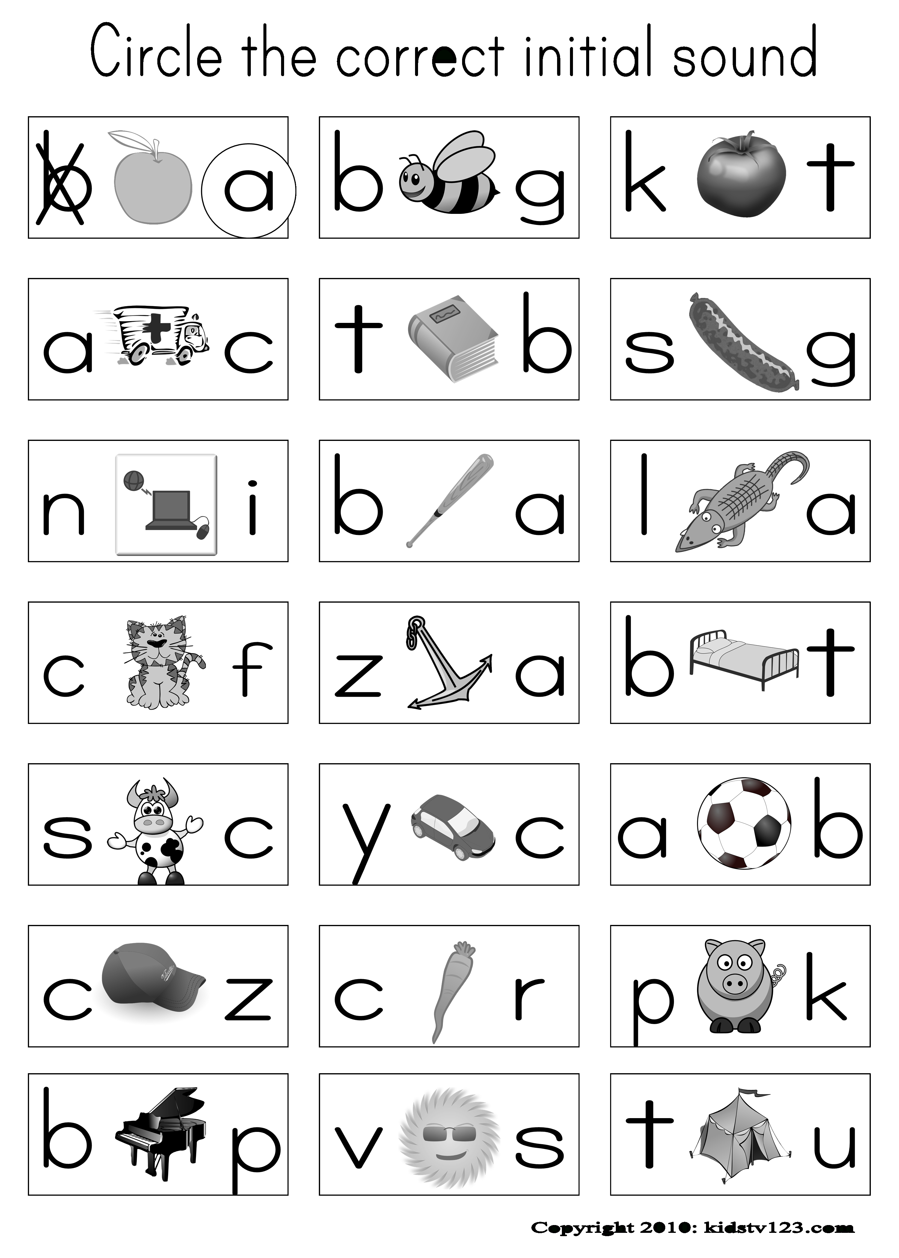 Alphabet & Phonics Worksheets | Teaching Ideas | Pinterest | Phonics | Hooked On Phonics Free Printable Worksheets
