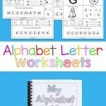 Alphabet Worksheets   Free Printables   Alphabet Worksheets, Letter   Free Printable Arts And Crafts Worksheets
