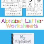 Alphabet Worksheets   Fun With Mama   Childrens Printable Alphabet Worksheets