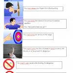 Archery And How To Shoot An Arrow For Beginners Worksheet   Free Esl | Archery Printable Worksheets