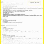 Birth Plan  Going To Make Some Edits, But This Is A Good General | Birth Plan Worksheet Printable