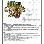 Black History Month For Kids   6 Amazing African American | Black History Month Free Printable Worksheets