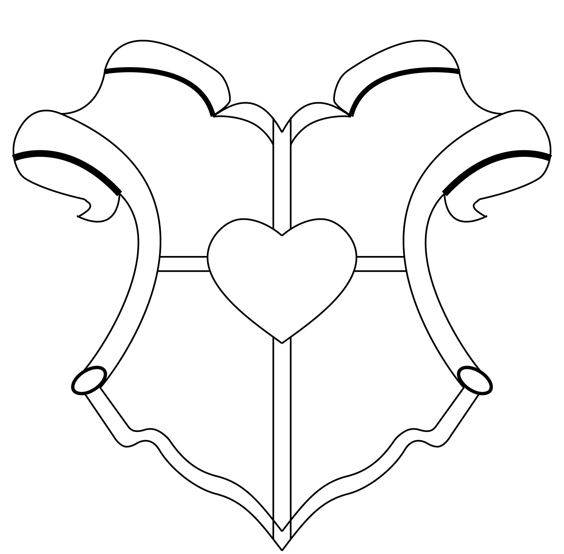 Blank Family Crest Template - Cliparts.co | Library Media Specialist | Printable Coat Of Arms Worksheet
