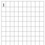 Blank Number Chart 1 100 Worksheets | Kiddo Shelter | Free Printable Blank 100 Chart Worksheets