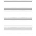 Blank Writing Sheets   Karis.sticken.co | Printable Blank Handwriting Worksheets