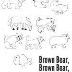 Brown Bear, Brown Bear Coloring Sheet | Activities | Coloring Sheets | Brown Bear Brown Bear Printable Worksheets