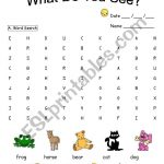 Brown Bear, Brown Bear, What Do You See?   Esl Worksheetjudy2004966 | Brown Bear Brown Bear Printable Worksheets