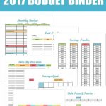 Budget Binder Printable: How To Organize Your Finances | Best Money | Printable Budget Binder Worksheets