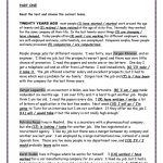 Business Test 2 Worksheet   Free Esl Printable Worksheets Made | Business Worksheets Printables