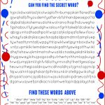 Cat In The Hat Word Search Free Printable Dr. Seuss Birthday   Cat In The Hat Free Printable Worksheets