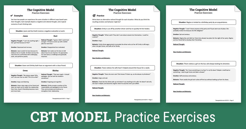 Printable Mental Health Worksheets For Adults | Printable ...