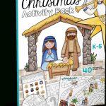 Christmas Bible Printables   Christian Preschool Printables | Christian Christmas Worksheets Printable Free