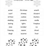 Christmas Worksheets And Printouts | Christmas Fun Worksheets Printable Free
