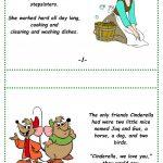 Cinderella (A Fairy Tale) Worksheet   Free Esl Printable Worksheets | Fairy Tales Printable Worksheets