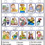 Classroom Rules   Esl Worksheetbolflayke   Free Printable Classroom   Free Printable Classroom Rules Worksheets