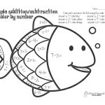 Coloring Pages ~ Free Coloring Printables For Kindergarten Christmas   Free Printable Math Coloring Worksheets For 2Nd Grade