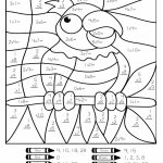 Colornumber For Kids   Bing Images | Math | Matemáticas | Free Printable Color By Number Addition Worksheets