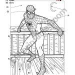 Colors   Spiderman   Esl Worksheetim Lety   Spiderman Worksheets Free Printables