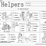 Community Helpers Worksheets के लिए चित्र परिणाम | Free Printable Community Helpers Worksheets For Kindergarten