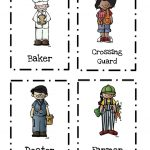 Community Workers Flashcards | Community Helpers Theme | Community | Free Printable Community Helpers Worksheets For Kindergarten