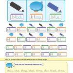 Consonant Blends   Bingobonic Phonics From Bingobongo Learning   Free Printable Consonant Blends Worksheets