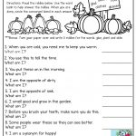 Consonant Blends Mystery Words! Read The Clues And Write The Correct | Free Printable Consonant Blends Worksheets