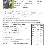 Conversation Test Worksheet   Free Esl Printable Worksheets Made | Free Printable English Conversation Worksheets