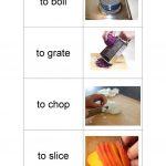 Cooking Verbs Worksheet   Free Esl Printable Worksheets Madeteachers | Cooking Verbs Printable Worksheets