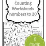 Counting Worksheets 1 20 Free Printable Workbook Counting Worksheets | Free Printable Counting Worksheets 1 20