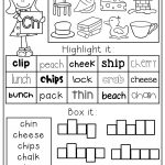 Digraph Worksheet Packet   Ch, Sh, Th, Wh, Ph | Educational | Sh Worksheets Free Printable
