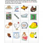 Digraphs, Sh, Ch, Th Worksheet   Free Esl Printable Worksheets Made | Printable Ch Worksheets
