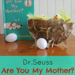 Dr. Seuss: Are You My Mother? Snacks, Activities And Crafts, Part 1 | Are You My Mother Printable Worksheets